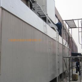 冷却塔噪音治理技术