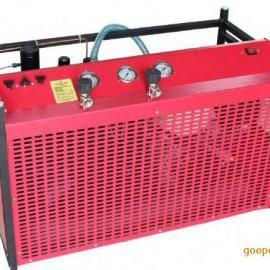 消防队呼吸器空压机/消防呼吸器压缩机/空气呼吸器高压压缩机