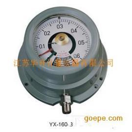 YTX-150B型防爆电接点压力表