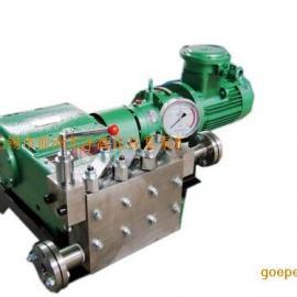 耐酸碱高温高压泵