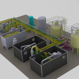 炉窑富氧助燃制氧站