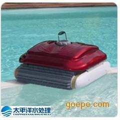 郑州TPY水处理吸污技术,给您的泳池洗澡 J