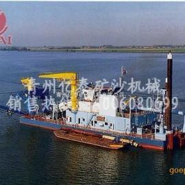 绞吸式清淤船|河道清淤船|水上清淤船|