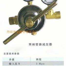 BWJ-224丙烷管道(路)减压器