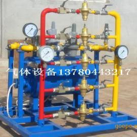 小型天然气减压供气撬装设备