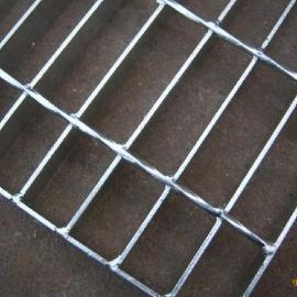 造船厂工作平台格栅板 平台脚踏钢格板