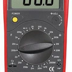 香港优利德UT601手持式数显电感电容表