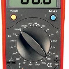 UT603香港优利德手持式电容表UT-603