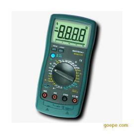 MS8222D华仪带电容测量数字多用表MS-8222D
