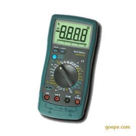 华仪带温度测试数字多用表MS8222G