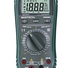 MS8260A华仪数字多用表MS-8260A数字万用表