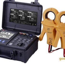 MS2307华仪双钳智能接地电阻测试仪MS-2307