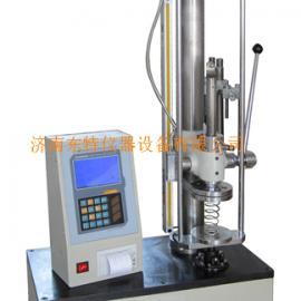 TLS-1000N手动弹簧拉压试验机,弹簧拉力试验机