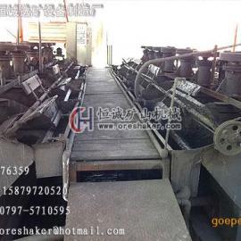 选钨矿机械,选白钨机械,选黑钨机械,选钨矿设备,选矿摇床厂