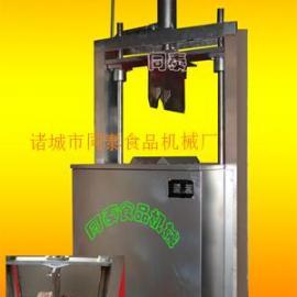 猪头劈半液压机