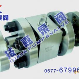 Q41H(Y)锻钢硬密封浮动球阀,锻钢硬密封球阀
