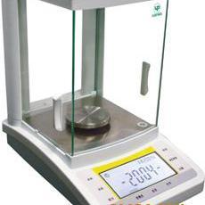 上海越平万分之一电子天平/FA1004B电子称/0.0001g电子秤