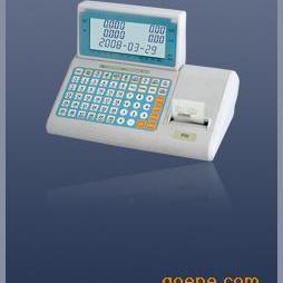 台衡惠尔邦标记原子案秤,XK3108-PW, 重印不干胶标记原子秤