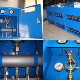 钢结构厂修造船厂焊割用气体接头箱