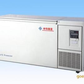 -105℃低温冷冻储存箱DW-ML328/超低温储存箱/血液冷藏箱