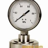 电接点隔膜压力表