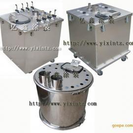 大型不锈钢粉桶,专业生产商厂家