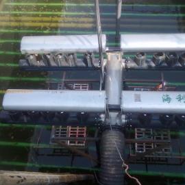 浮筒式重力滗水器