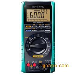 KEW1062日本共立数字万用表KEW-1062多用表