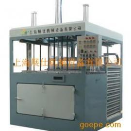 最新冰箱内胆厚片吸塑机,上海展仕冰箱内胆厚片真空吸塑机