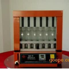 SZC-D脂肪测定仪/六管定时脂肪测定仪/上海纤检脂肪测定仪