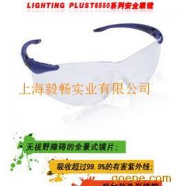 (NORTH,诺斯PLUST6550安全眼镜防刮擦防雾眼镜