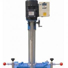 WJ-1.5变频变速搅拌机/化工涂料搅拌机/搅拌分散机