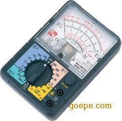 MODEL1110日本共立指针式万用表MODEL-1110