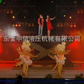 广州升降舞台广东旋转式升降舞台
