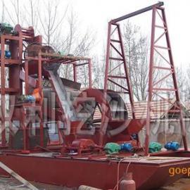河南选铁船挖沙吸铁船抽沙吸铁船选铁船强磁选铁设备:1378081907
