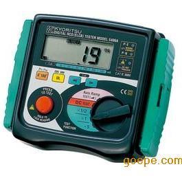 日本共立漏电开关测试仪MODEL-5406A