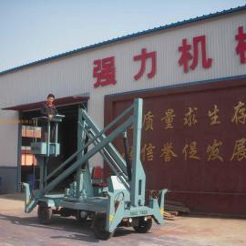曲臂式升降机、高空作业车