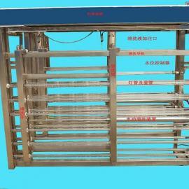河南郑州污水处理厂紫外线消毒设备