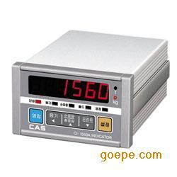 凯士CI-1560A包装称控制仪表 CI-1560A显示器称重仪表