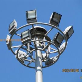 升降式高杆灯报价/套接式高杆灯价格/高杆灯安装