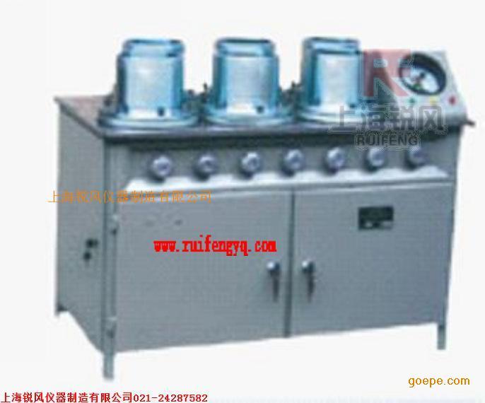 RFHS-4.0型手动调压混凝土抗渗仪