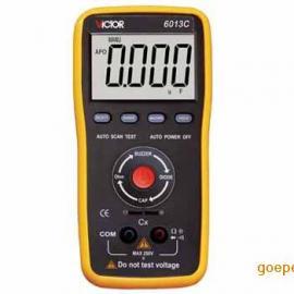 VICTOR6013C胜利电容表VICTOR-6013C