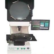 电缆绝缘壁厚测量投影仪,数显式电缆护套测量投影仪