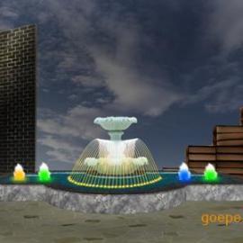 郑州音乐喷泉施工丨河南音乐喷泉设计