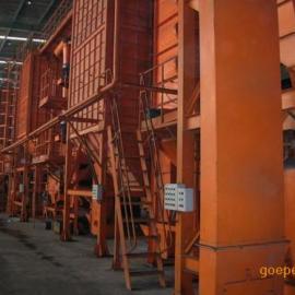 树脂砂铸造生产线青岛滨海铸造机械