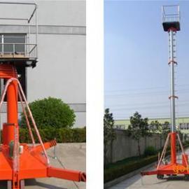 批发16米18米20米22米24米套缸式液压升降平台