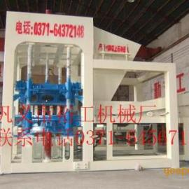 阳江液压砌块砖机机器使用效果|YG砖机市场