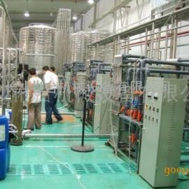 电渗析,电脱盐,矿泉水设备,纯净水设备,饮用水设备