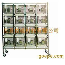 大鼠笼架、304不锈钢大鼠笼架、4层大鼠笼架尺寸