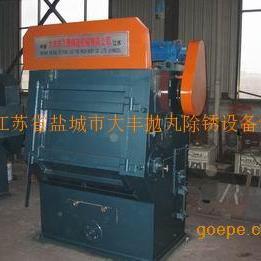 橡胶履带式抛丸清理机|橡胶履带式抛丸机